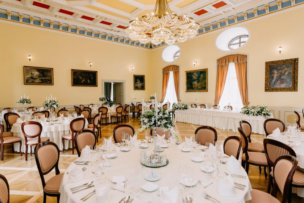 svadobna hostina gino park palace